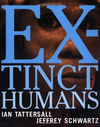 Extinct Humans   2001 edition cover