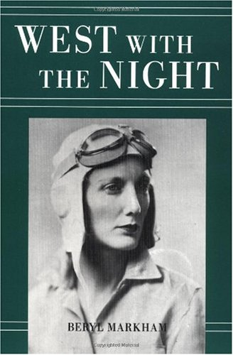 West with the Night   1983 (Reprint) edition cover