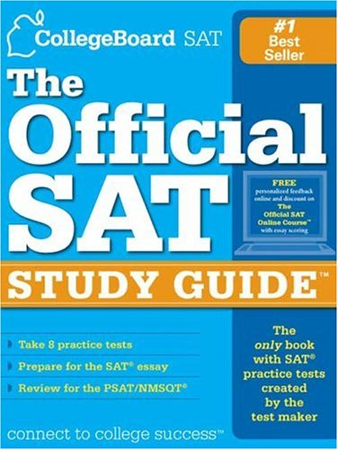 Official Sat : For the New Sat  2004 edition cover