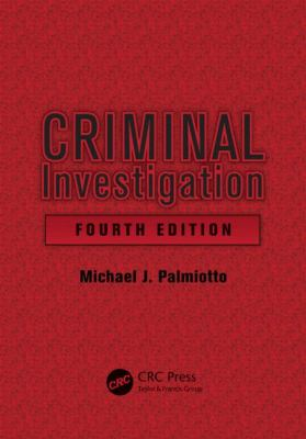 Criminal Investigation, Fourth Edition  4th 2012 (Revised) edition cover