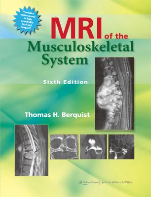 MRI of the Musculoskeletal System  6th 2013 (Revised) edition cover