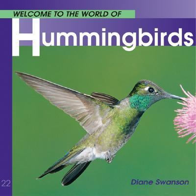 Hummingbirds   2002 9781552853184 Front Cover