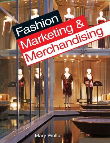 Fashion Marketing and Merchandising  3rd 2009 edition cover