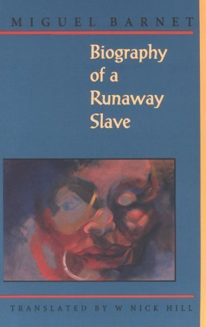 Biography of a Runaway Slave   2003 (Reprint) edition cover
