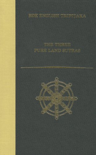 Three Pure Land Sutras  2nd 2003 (Revised) edition cover