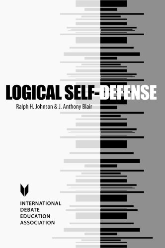 Logical Self-Defense   2006 edition cover