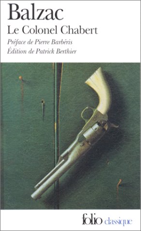 Colonel Chabert  N/A edition cover