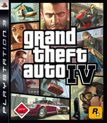 GTA: Grand Theft Auto IV - Special Edition PlayStation 3 artwork