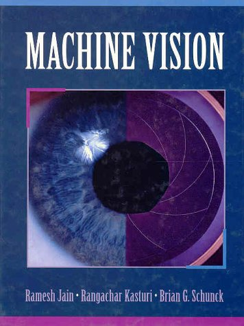 Machine Vision   1995 edition cover