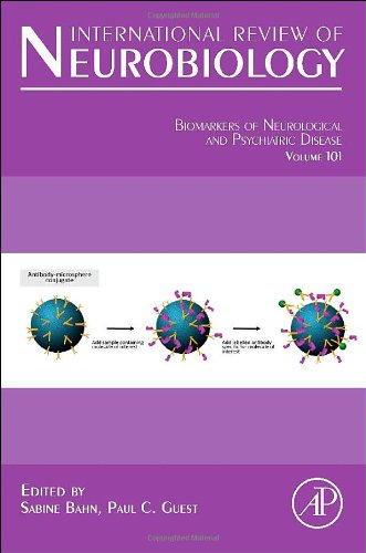 Biomarkers of Neurological and Psychiatric Disease   2011 edition cover