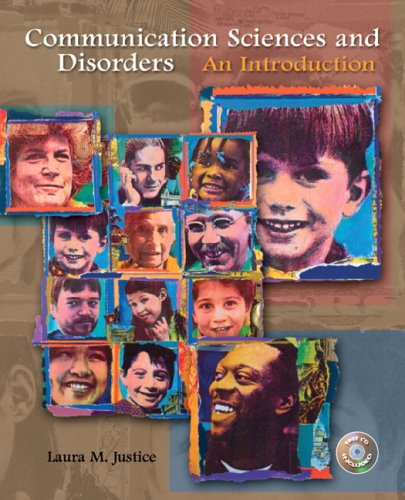 Communication Sciences and Disorders An Introduction  2006 edition cover
