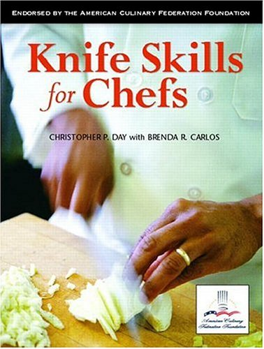 Knife Skills for Chefs   2007 edition cover