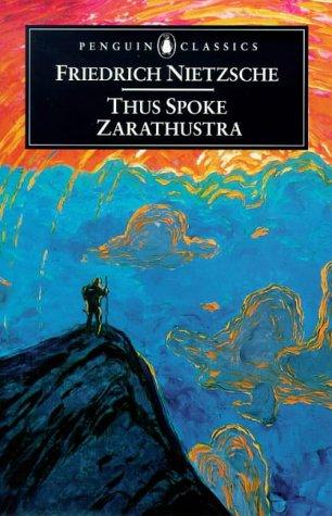 Thus Spoke Zarathustra   1969 edition cover