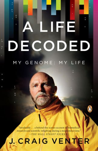 Life Decoded My Genome - My Life N/A edition cover