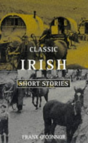 Classic Irish Short Stories   1985 edition cover