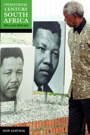 Twentieth-Century South Africa  2nd 2001 (Revised) edition cover