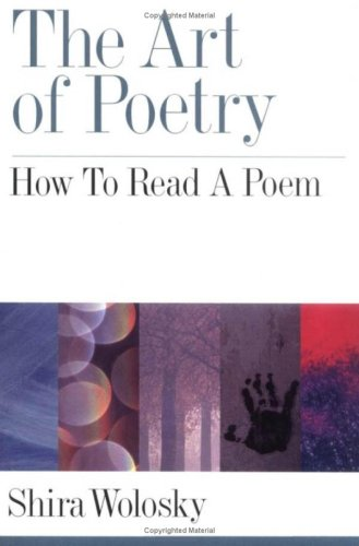Art of Poetry How to Read a Poem  2008 edition cover