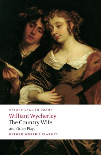 Country Wife and Other Plays   2008 edition cover