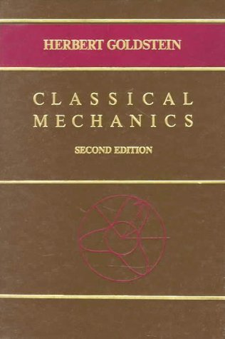 Classical Mechanics  2nd 1980 edition cover
