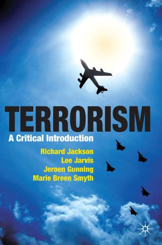 Terrorism A Critical Introduction  2011 edition cover