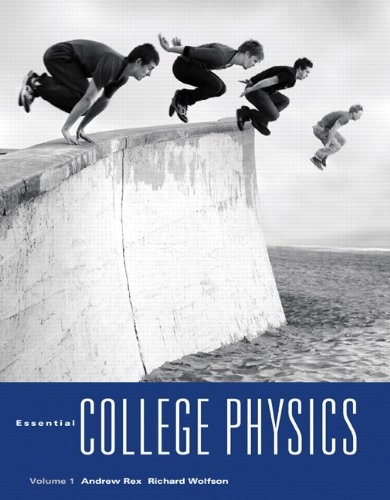 Essential College Physics   2010 9780321611185 Front Cover