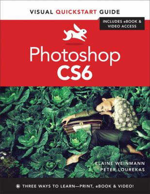 Photoshop CS6 Visual QuickStart Guide  2012 (Revised) edition cover