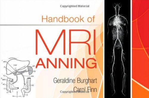 Handbook of MRI Scanning   2010 edition cover