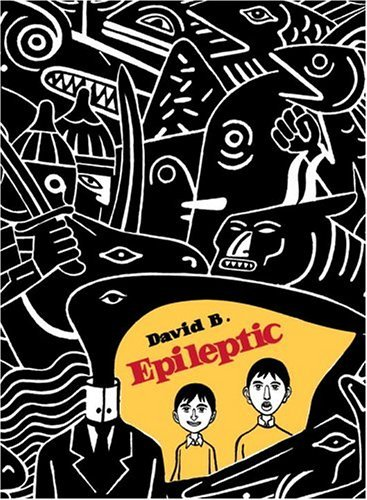 Epileptic   2005 edition cover