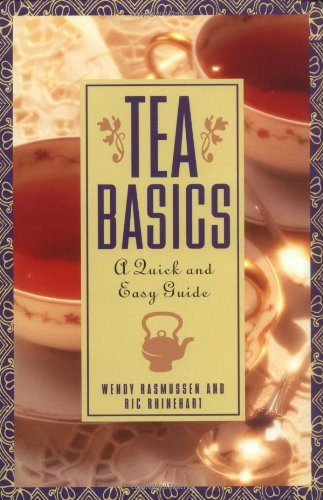 Tea Basics A Quick and Easy Guide  1999 edition cover