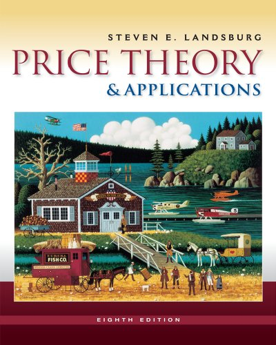 Price Theory (Book Only)  8th 2011 edition cover