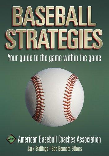 Baseball Strategies   2003 edition cover