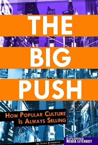 Big Push How Popular Culture Is Always Selling  2012 edition cover