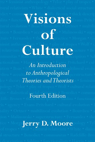 Visions of Culture An Introduction to Anthropological Theories and Theorists 4th 2012 edition cover