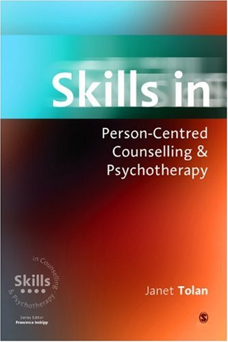 Skills in Person-Centred Counselling and Psychotherapy   2003 9780761961185 Front Cover