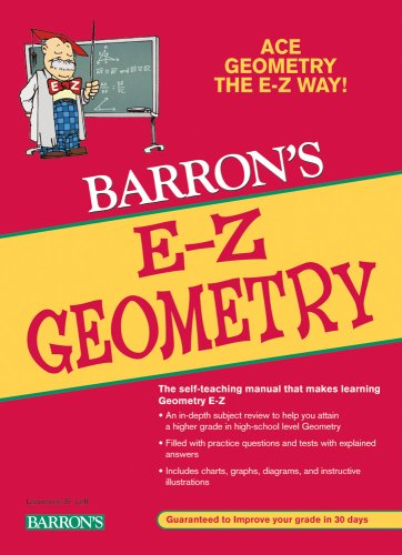 E-Z Geometry  4th 2009 (Revised) edition cover
