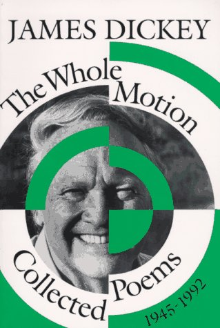 Whole Motion Collected Poems, 1945-1992 N/A edition cover