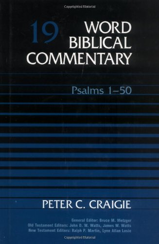 Psalms 1-50   1983 edition cover