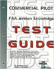 COMMERCIAL PILOT FAA AIRMEN KN N/A 9780884875185 Front Cover