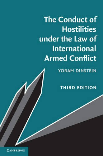 Conduct of Hostilities under the Law of International Armed Conflict  3rd 2015 (Revised) 9781107544185 Front Cover