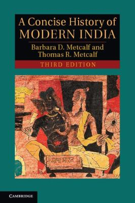 Concise History of Modern India  3rd 2012 (Revised) edition cover