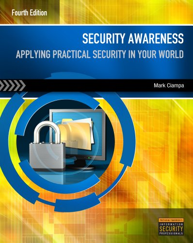 Security Awareness Applying Practical Security in Your World 4th 2014 edition cover