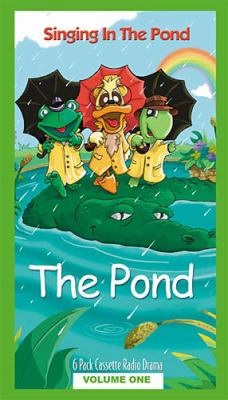 Singing in the Pond  2003 (Unabridged) 9781400302185 Front Cover