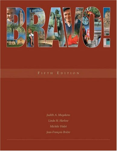 Bravo!  5th 2005 (Revised) 9781413003185 Front Cover