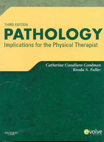 Pathology Implications for the Physical Therapist 3rd 2009 edition cover