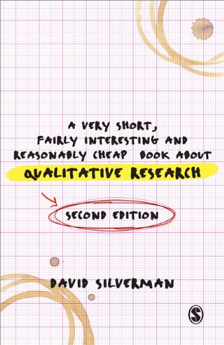 Very Short, Fairly Interesting and Reasonably Cheap Book about Qualitative Research  2nd 2013 edition cover