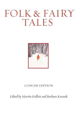 Folk and Fairy Tales Concise Edition:  2011 edition cover