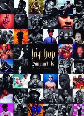 Hip-Hop Immortals   2003 9781560255185 Front Cover