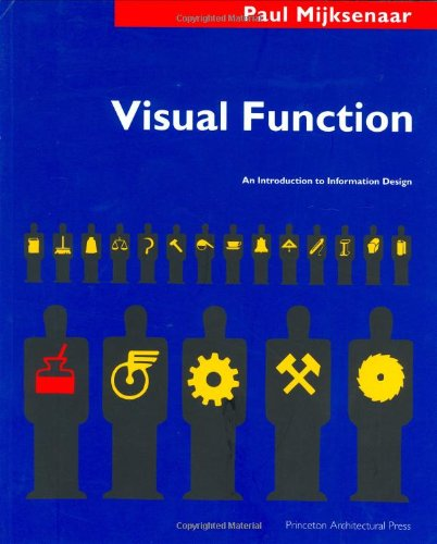 Visual Function An Introduction to Information Design  1997 9781568981185 Front Cover