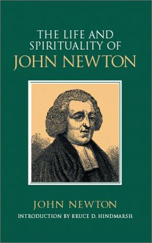 Life and Spirituality of John Newton Reprint edition cover