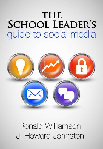 School Leader's Guide to Social Media   2012 edition cover